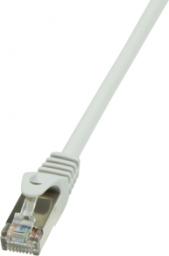 LogiLink Patchcord SF/UTP, Cat5e, 5m, szary (CP1072D)