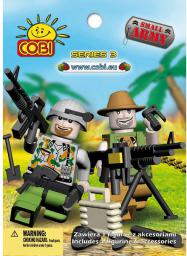 Cobi Armia 1 Figurka z Akcesoriami seria (3 - 2003)