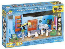 Cobi Pingwiny Sekretna misja (26481)