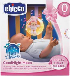 Chicco CHICCO Muzyczny księżyc różowy - 024261