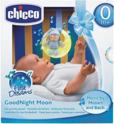 Chicco CHICCO Muzyczny księżyc niebieski - 024262