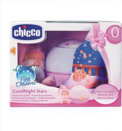Chicco Projektor gwiazdek różowy (024271)