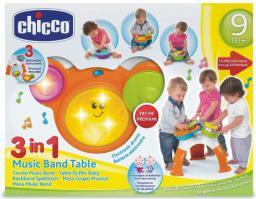 Chicco Stolik zespołu muzycznego (05224)