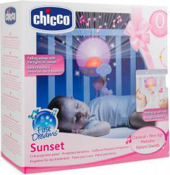 Chicco Panel na łóżeczko sunset różowy (069921)