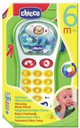 Chicco CHICCO Telefon z aparatem fotograficznym - 60067