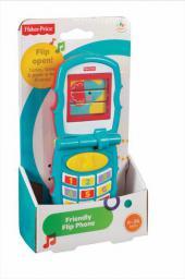 Fisher Price Telefonik z klapką (Y6979)