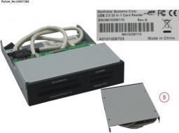 Czytnik Fujitsu MultiCard Reader 24in1 (S26361-F3077-L50)