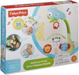Fisher Price Karuzelka Przyjaciele z lasu tropikalnego (CHR11)