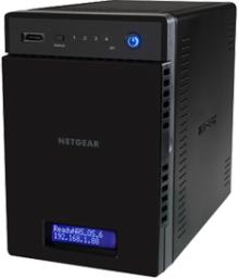Serwer plików NETGEAR ReadyNAS 214 (RN21400-100NES)