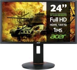 Monitor Acer XF240Hbmjdpr (UM.FX0EE.001)
