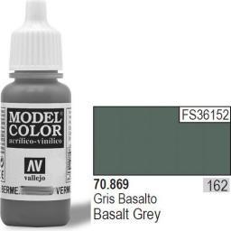 Vallejo Farba Nr162 Basalt Grey 17ml - 70869