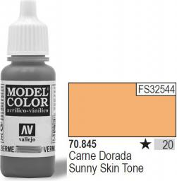 Vallejo Farba Nr20 Sunny Skin Tone 17ml - 70845