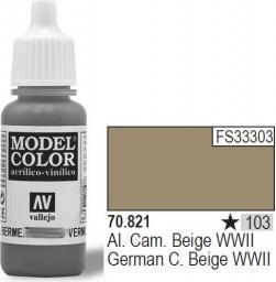 Vallejo VALLEJO Farba Nr103 German C.Beige 17ml - 70821