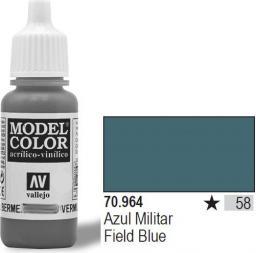 Vallejo Farba Nr58 Field Blue Matt 17ml - 70964