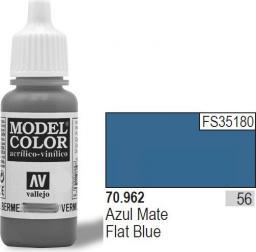 Vallejo VALLEJO Farba Nr56 Flat Blue Matt 17ml - 70962