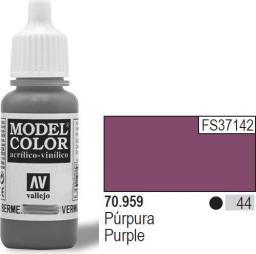 Vallejo Farba Nr44 Purple Matt 17ml - 70959