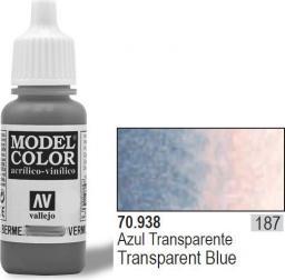 Vallejo Farba Nr 187 Niebieska 17ml (70938)