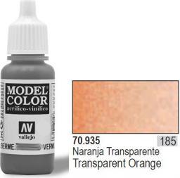 Vallejo Farba Nr185 Transp. Orange 17ml - 70935