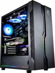 Komputer Vist MSI, Ryzen 5 3600, 16 GB, RTX 3060, 480 GB SSD Windows 10 Pro