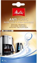 Melitta Odkamieniacz Cafe & Aqua 4x 12g