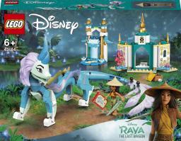 LEGO Disney Raya i smok Sisu