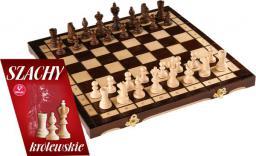 Promatek Szachy Drewniane Królewskie - 0116