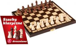 Promatek PROMATEK Szachy Drewniane Klasyczne - 0086