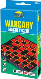 Dromader Warcaby magnetyczne mini - 00576