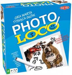 Tactic Gra planszowa Photoloco (40840)