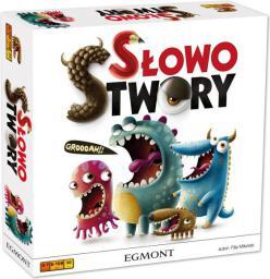Egmont Gra SłowoStwory - 2626