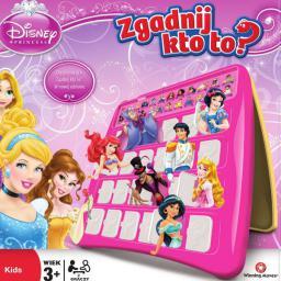 Hasbro Zgadnij kto to? Księżniczki Disney (023641)