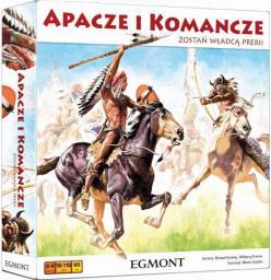 Egmont Gra Apacze i komancze (4835)