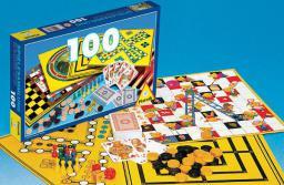 Piatnik Zestaw 100 gier 6306