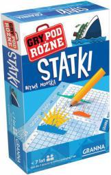 Granna GRANNA Gra Statki - 00211