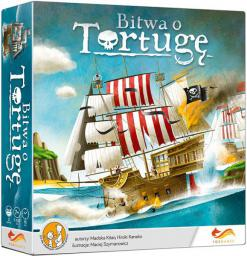 Foxgames Gra Bitwa o Tortugę 9699