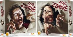 Foxgames Gra Atak Zombie - 9736