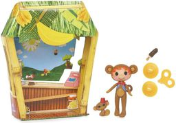MGA LALALOOPSY Mini Silly Fun House Ace - 514206/514220
