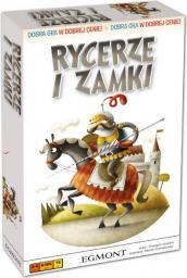 Egmont Gra Rycerze i zamki - (4699)