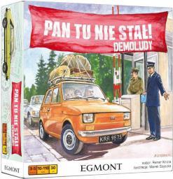 Egmont Pan tu nie stał! Demoludy (6006)