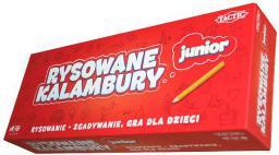 Tactic Gra Rysowane kalambury Junior (40567)