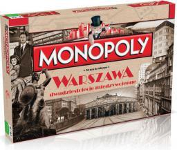 Hasbro Monopoly Warszawa XXlecie (024990)