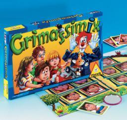 Piatnik Gra Grimassimix - 783043