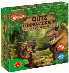 Alexander Gra Qiuz o dinozaurach - (1402)