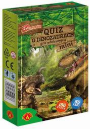 Alexander ALEXANDER Gra Qiuz o dinozaurach mini - 1403