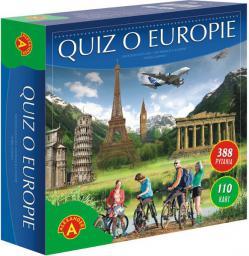 Alexander ALEXANDER Gra Quiz o Europie - 0443