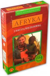 Alexander ALEXANDER Gra Quiz Geograf. Afryka - 0516