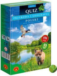 Alexander ALEXANDER Mini Quiz Przyr. Geog. Polski - 0525