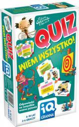 Granna IQ Gra Quiz Wiem Wszystko ! - 00151