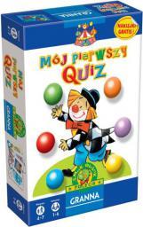 Granna GRANNA Gra Mój pierwszy quiz - 00219