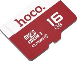 Karta Hoco MicroSDHC 16 GB Class 10